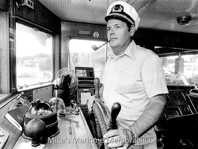 Captain dave bogan sr paramount brielle nj 1981 for Captain dave s fishing