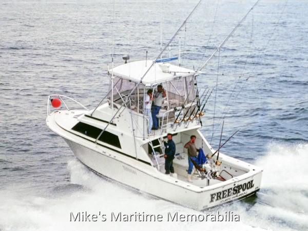 Freespool atlantic highlands nj 1997 for Atlantic highlands fishing boats