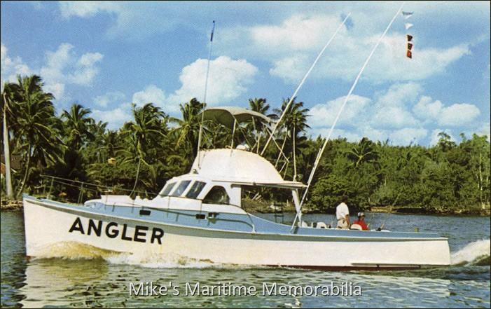 Angler freeport ny 1966 for Freeport fishing boats