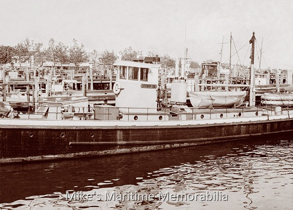 Sheepshead bay piers brooklyn ny 1939 for Brooklyn fishing boat