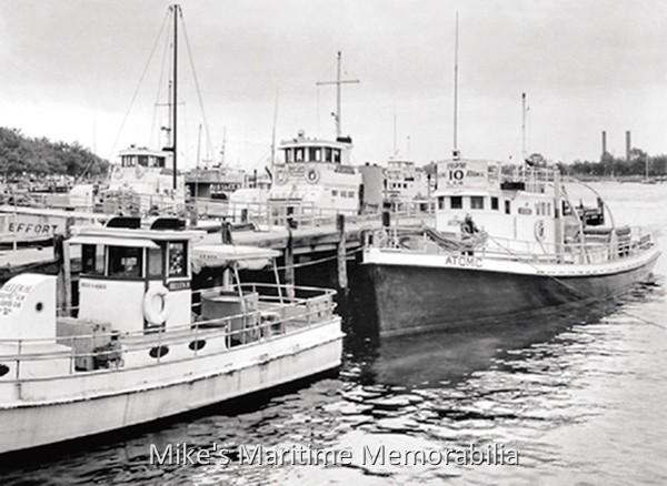 Pier 9 at sheepshead bay brooklyn ny 1953 for Brooklyn fishing boat