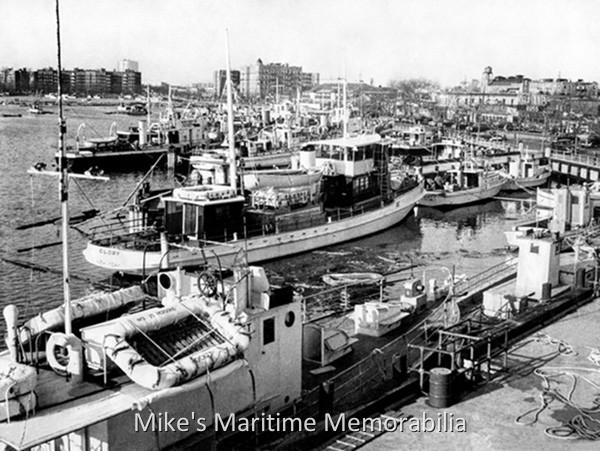 Sheepshead bay brooklyn ny 1952 for Brooklyn fishing boat