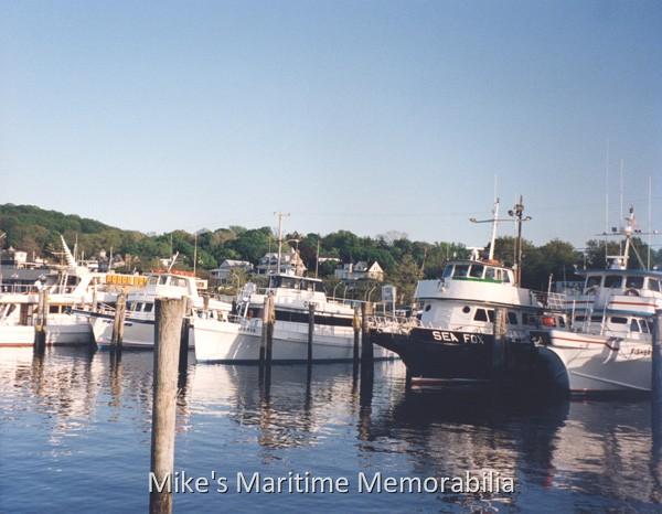 Atlantic highlands nj fishing fleet 1991 for Atlantic highlands fishing party boats