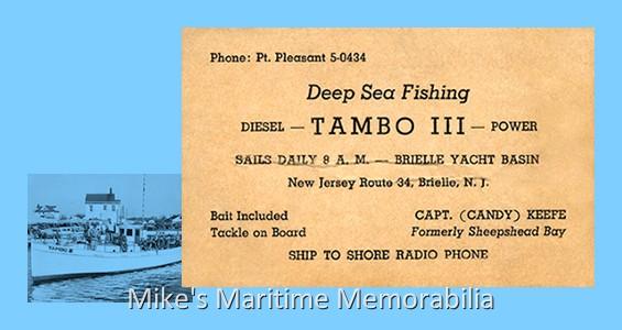 Iii business card brielle nj 1952 tambo iii business card brielle nj 1952 colourmoves