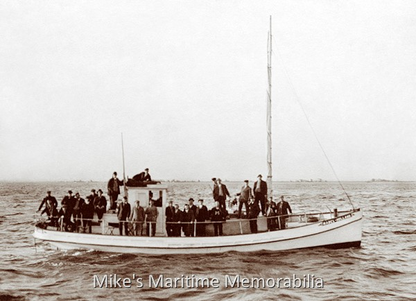 Mabel holland brooklyn ny 1916 for Sheepshead bay fishing boats