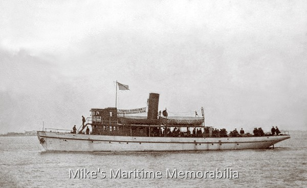 Giralda sheepshead bay ny 1930 for Sheepshead bay fishing boats